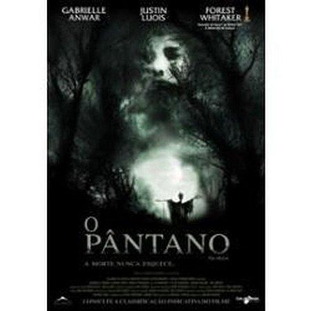 DVD O PANTANO - FOREST WHITAKER