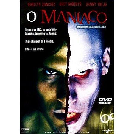 DVD O MANIACO  - Roselyn Sanchez
