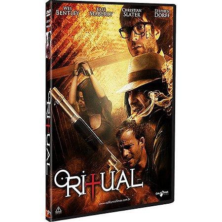DVD O RITUAL - WES BENTLEY