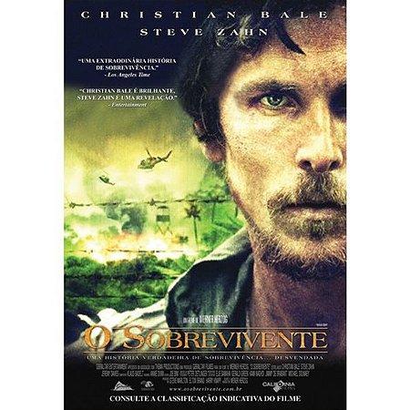 DVD O SOBREVIVENTE - CHRISTIAN BALE