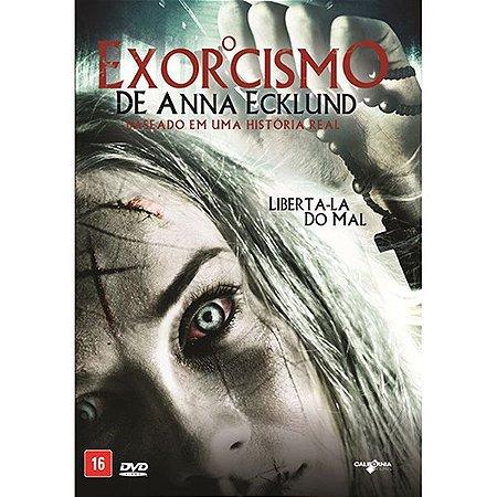 DVD O EXORCISMO DE ANNA ECKLUND TIFFANY CERI