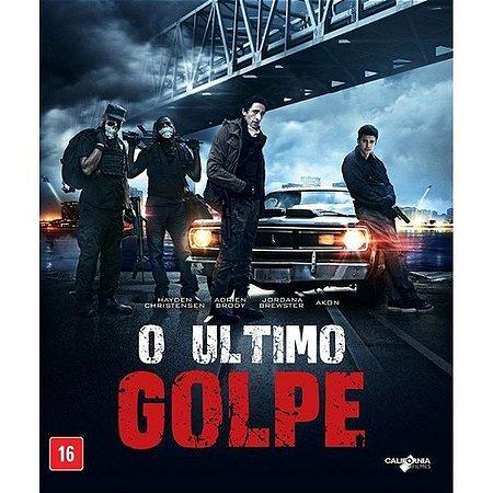 DVD O ÚLTIMO GOLPE - ADRIEN BRODY