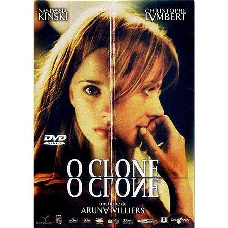 DVD O CLONE - CHRISTOPHE LAMBERT
