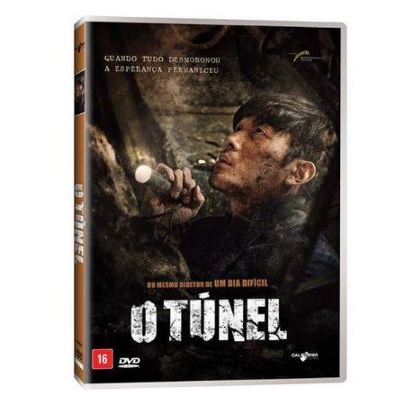 DVD O TÚNEL - Jung-woo Ha