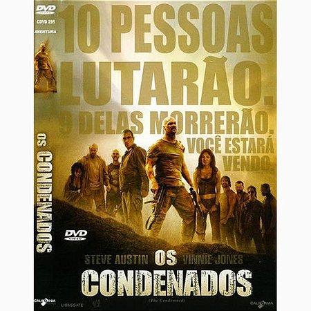 DVD OS CONDENADOS - STEVE AUSTIN