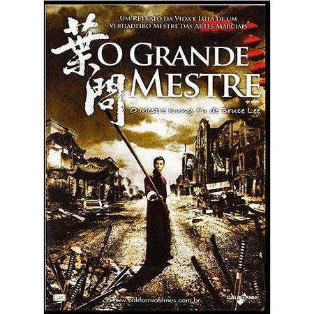 DVD O GRANDE MESTRE - Donnie Yen
