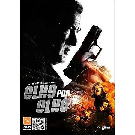 DVD OLHO POR OLHO - STEVEN SEAGAL