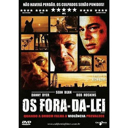 DVD OS FORA DA LEI - BOB HOSKINS