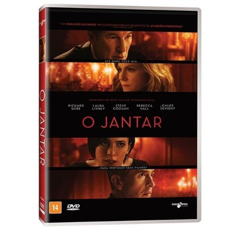 DVD O JANTAR - RICHARD GERE