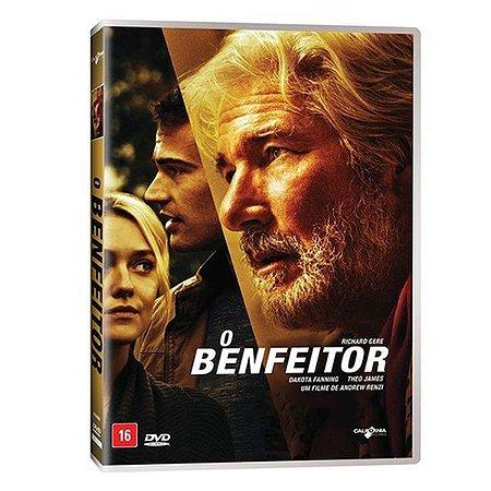 DVD O BENFEITOR - RICHARD GERE - DAKOTA FANNING