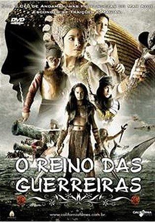 DVD O REINO DAS GUERREIRAS