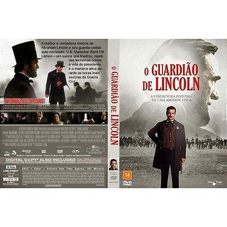 DVD O GUARDIÃO DE LINCOLN