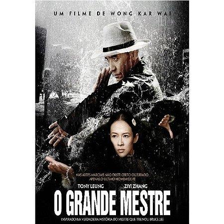 DVD O GRANDE MESTRE - TONY LEUNG