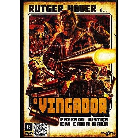 DVD O VINGADOR - RUTGER HAUER