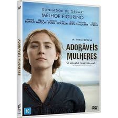 DVD - ADORAVEIS MULHERES - Emma Watson, Meryl Streep