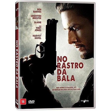 DVD - No Rastro da Bala - Ben Barnes