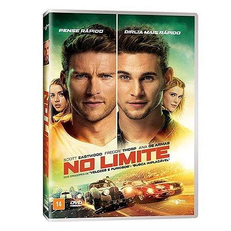 DVD NO LIMITE - SCOTT  EASTWOOD