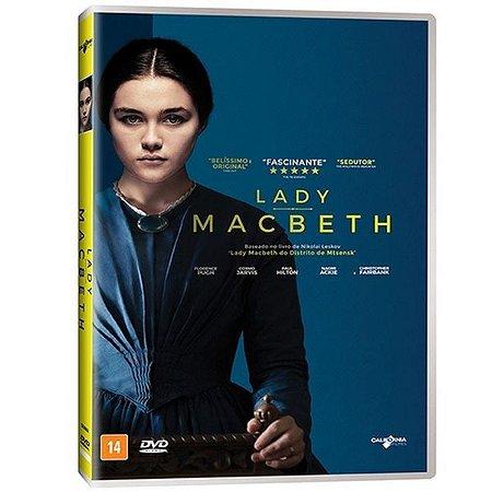 DVD LADY MACBETH - FLORENCE PUGH