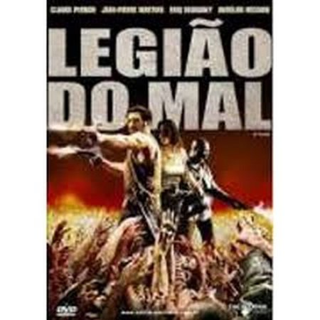 DVD LEGIÃO DO MAL - CLAUDE PERRON