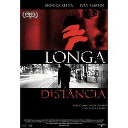 DVD LONGA DISTÂNCIA - MONICA KEENA