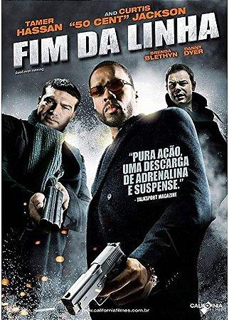 DVD FIM DA LINHA - TAMER HASSAN