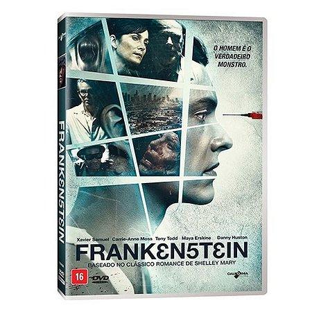 DVD FRANKENSTEIN  - MARY SHELLEY