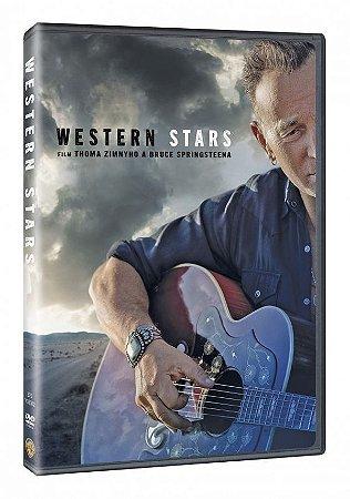 Dvd - WESTERN STARS - Bruce Springsteen
