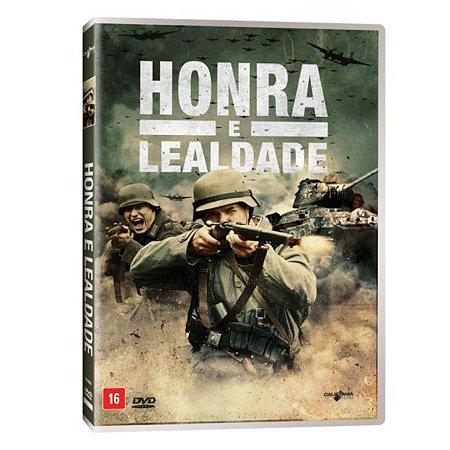 DVD - HONRA E LEALDADE - LEONE FRISA