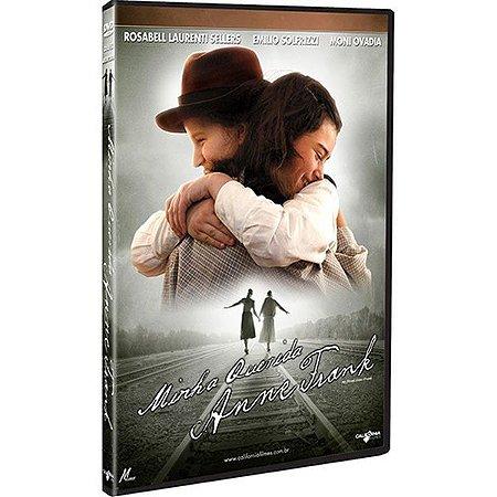 DVD MINHA QUERIDA ANNE FRANK - EMILIO SOLFRIZZI