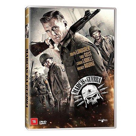 DVD MARCAS DA GUERRA - DOLPH LUNDGREN