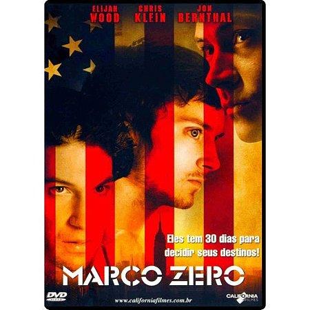 DVD MARCO ZERO - ELIJAN WOOD
