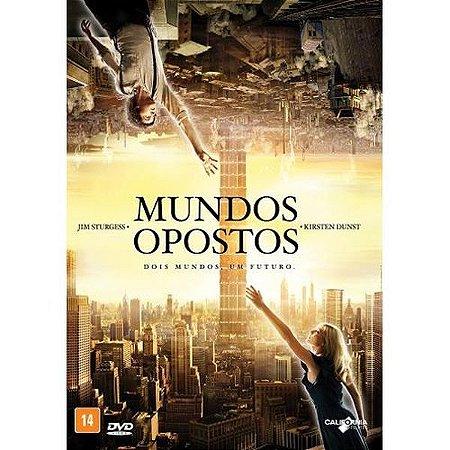 DVD - MUNDOS OPOSTOS - KIRSTEN DUNST