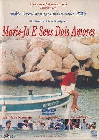 Dvd Marie-jo E Seus Dois Amores - JEAN PEIRRE DARROUSSIN