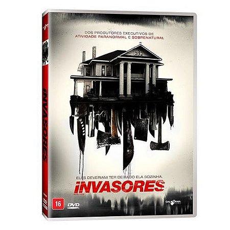 DVD INVASORES  -  Adam Schindler