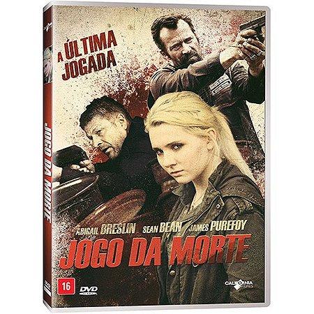 DVD  JOGO DA MORTE - ABIGAIL BRESLIN