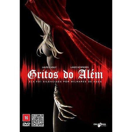 DVD GRITOS DO ALÉM - LAUREN HOLLY