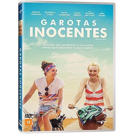 DVD GAROTAS INOCENTES - DAKOTA FANNING