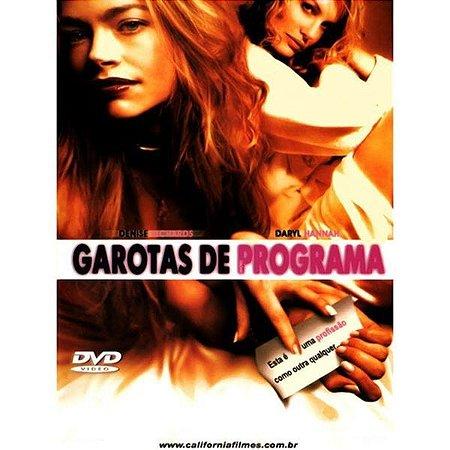 DVD GAROTAS DE PROGRAMA - DENISE RICHARDS
