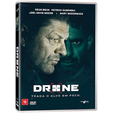 DVD - DRONE - SEAN BEAN