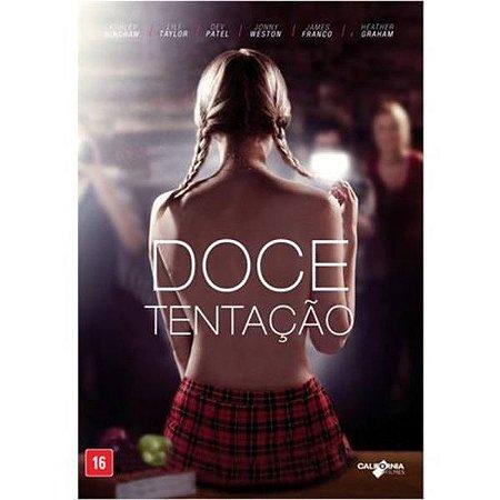 DVD DOCE TENTAÇÃO - JAMES FRANCO