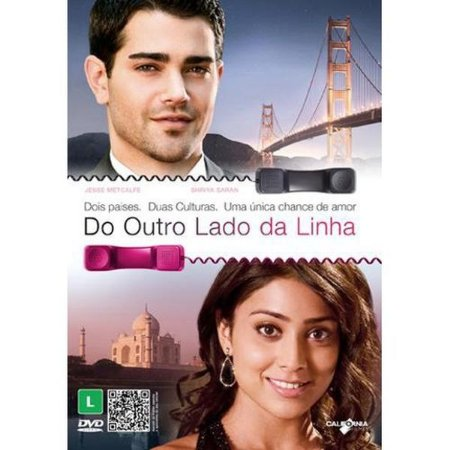 DVD DO OUTRO LADO DA LINHA - JESSE METCALPE