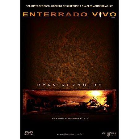 DVD ENTERRADO VIVO - RYAN REYNOLDS