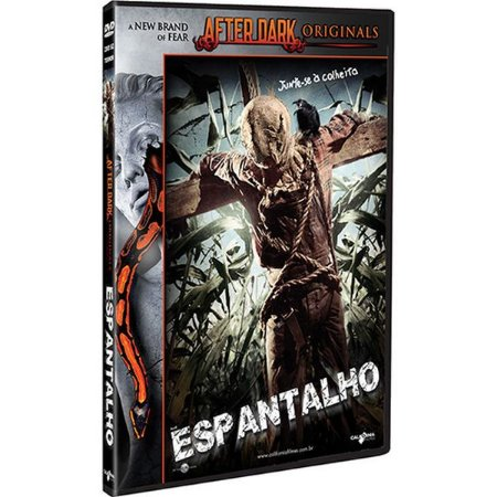 DVD - AFTER DARK - ESPANTALHO - DEVON GRAYE