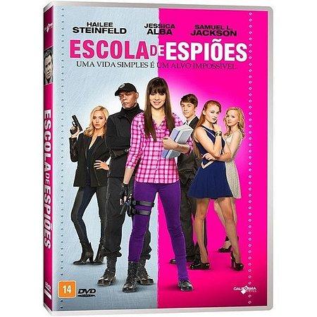 DVD ESCOLA DE ESPIÔES - SAMUEL L. JACKSON