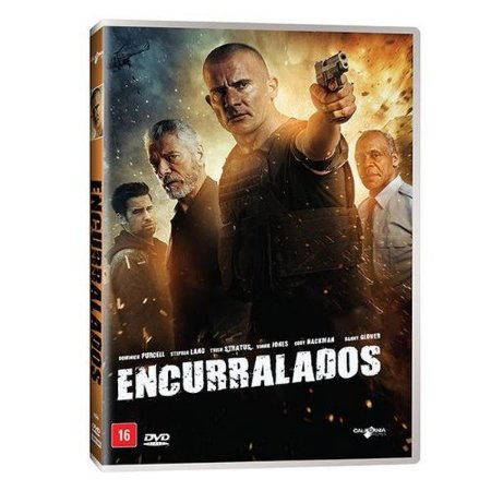 DVD ENCURRALADOS - DOMINIC PURCELL