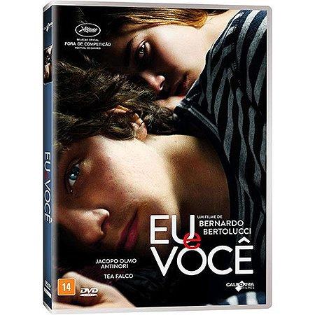 DVD EU E VOCÊ - BERNARDO BERTOLUCCI