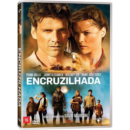 DVD ENCRUZILHADA - FRANK GRILLO