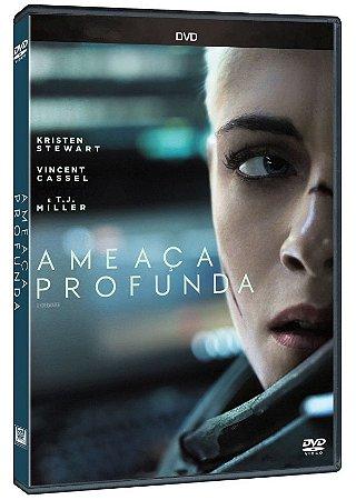 DVD Ameaça Profunda - Kristen Stewart