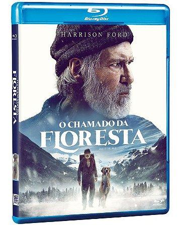 BLU-RAY O Chamado da Floresta - Harrison Ford