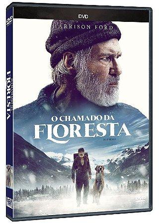 DVD O Chamado da Floresta - Harrison Ford